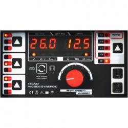 TECNOMIG 202 MIG/TIG/MMA SYNERGIC VRD