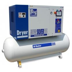 Kompresor śrubowy NEW SILVER D 15/500