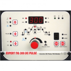 EXPERT TIG 300 DC PULSE