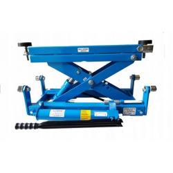 Podnośnik kanałowy nożycowy hydrauliczny 2,5 t