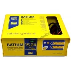 GYS BATIUM 15-24 - 6/12/24V 10A 024526 - prostownik