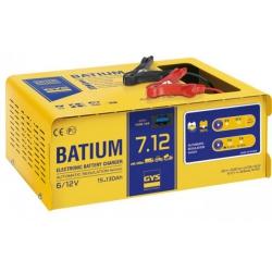 GYS BATIUM 7-12 - 6/12V 7A 024496 - prostownik